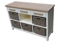 BARTLEY Dressoir Basket