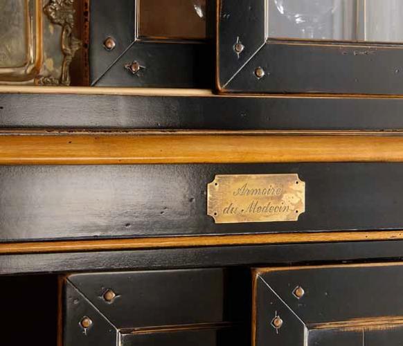 Kast van de dokter klassiek meubilair van noviorforum - Exotisch onder wastafel houten meubilair ...
