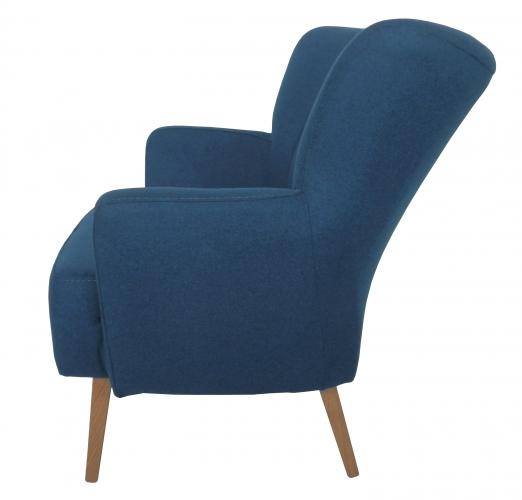 Cato club fauteuil - Romantische fauteuil ...