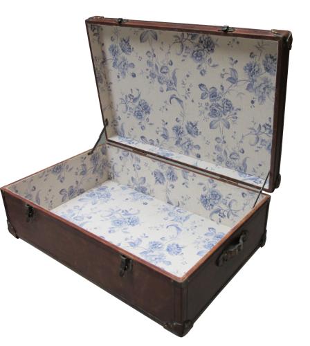 kist koffer vintage brown novioforum. Black Bedroom Furniture Sets. Home Design Ideas